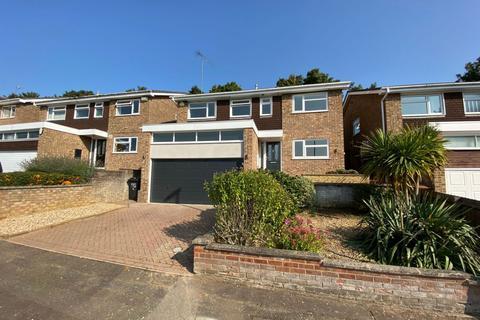 4 bedroom detached house for sale - East Butterfield Court, Goldenash, Northampton NN3 8JG