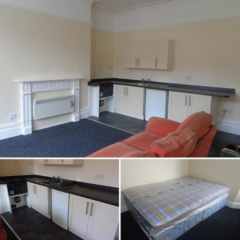 Studio to rent - 19 North Lodge Terrace, Darlington DL3