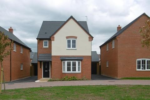 3 bedroom detached house to rent - Yeoman Way, Rothley