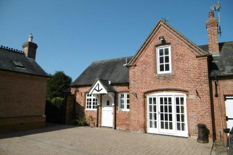 2 bedroom semi-detached house to rent - The Coach House, Paradise Lane, Old Dalby