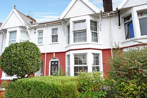 4 bedroom terraced house for sale - QUEENS AVENUE, PORTHCAWL, CF36 5HP