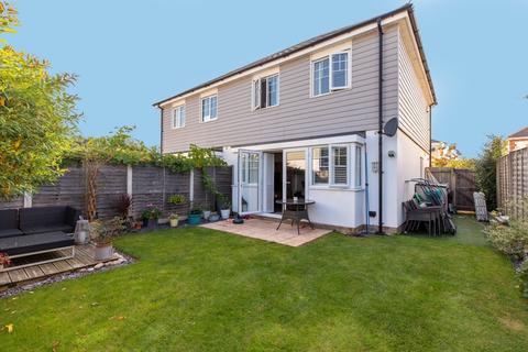 3 bedroom semi-detached house for sale - Kings Close Ensbury Park - Hill View Catchment