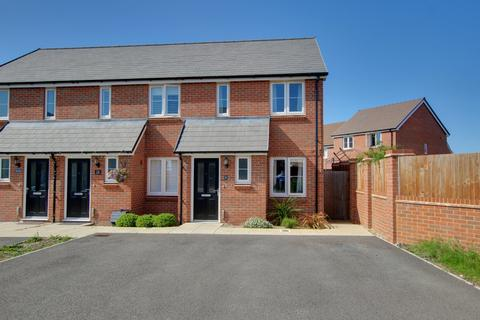 2 bedroom end of terrace house for sale - Peony Grove, Worthing, West Sussex, BN13