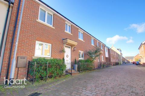 3 bedroom terraced house for sale - Baden Powell Close, Chelmsford