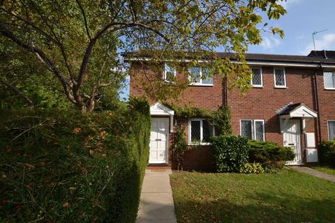 2 bedroom end of terrace house for sale - The Willows, Caversham