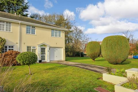 3 bedroom end of terrace house for sale - 18 Netherhall Gardens, WESTBOURNE, Dorset