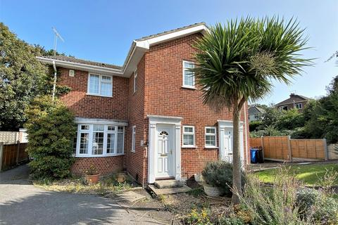 3 bedroom semi-detached house for sale - Cherita Court, Oakdale, POOLE, Dorset