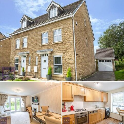 3 bedroom semi-detached house for sale - Wasp Mill Drive, Wardle, Rochdale, Greater Manchester, OL12