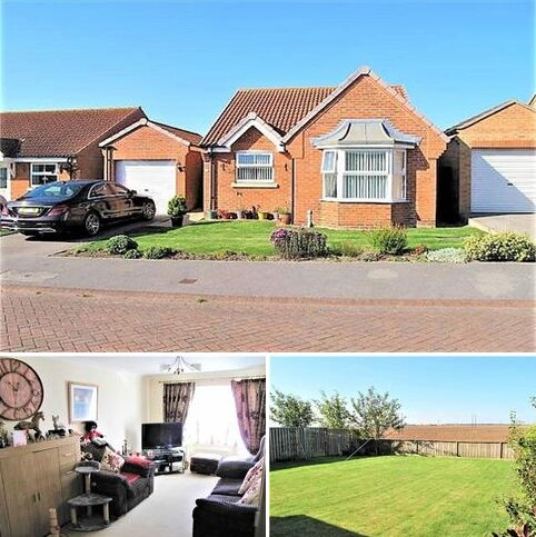 2 bedroom detached bungalow for sale - Carrs Meadow, Withernsea, East Riding of Yorkshire