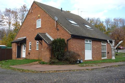 1 bedroom end of terrace house for sale - Linacre Close, Northampton