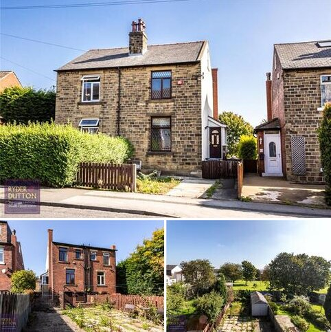 3 bedroom semi-detached house for sale - Broomfield Road, Marsh, Huddersfield, West Yorkshire, HD1