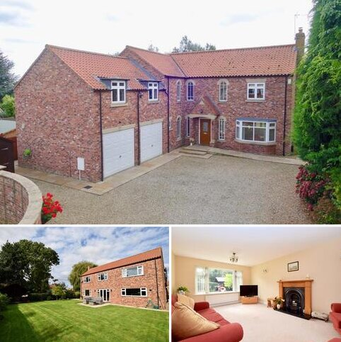 5 bedroom detached house for sale - East Cottingwith