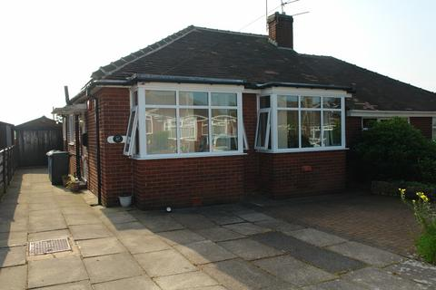 2 bedroom semi-detached bungalow for sale - Oakbank Avenue, Chadderton