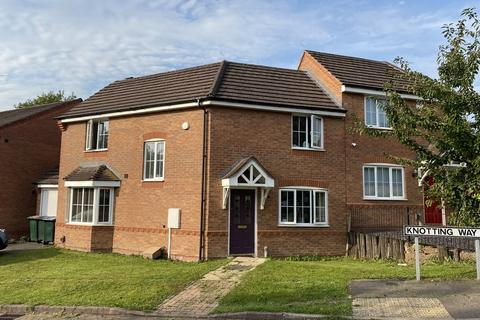 3 bedroom semi-detached house for sale - Knotting Way, Binley, Coventry, CV3 1LF