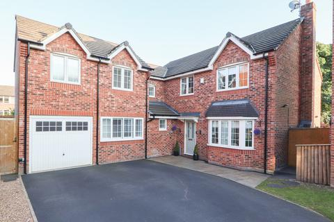 5 bedroom detached house for sale - Old Pheasant Court, Chesterfield