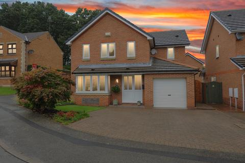 4 bedroom detached house for sale - Aviemore Close, New Whittington, Chesterfield