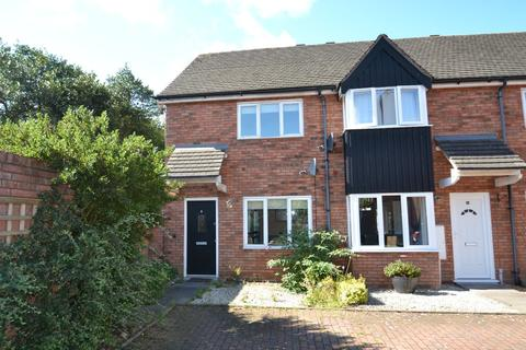 2 bedroom end of terrace house for sale - Town Wells Mews, Newport