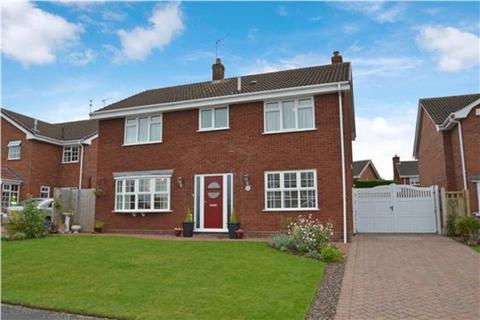 4 bedroom detached house for sale - Glebe Lane, Gnosall