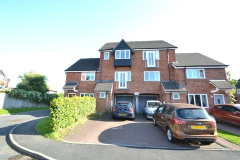 3 bedroom end of terrace house for sale - Town Wells Mews, Newport