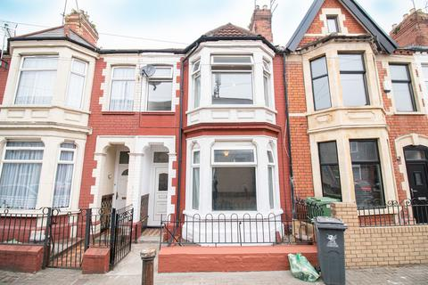 4 bedroom terraced house to rent - Hunter Street, Cardiff