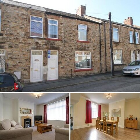 3 bedroom terraced house for sale - West Parade, Consett, DH8