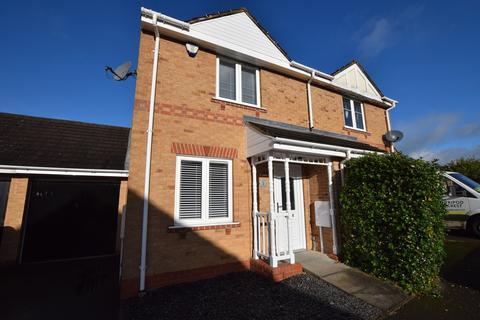 2 bedroom semi-detached house to rent - Hallgate Close, Oakwood DE21 2QY