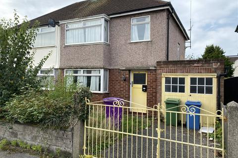 3 bedroom semi-detached house for sale - Cresttor Road, Liverpool, Merseyside, L25