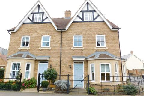 4 bedroom semi-detached house to rent - Bronte Avenue, Stotfold