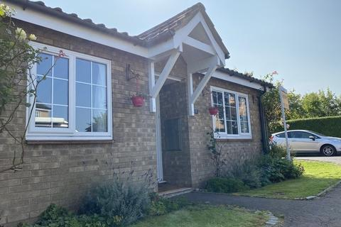 2 bedroom terraced bungalow for sale - Church Lane, Guilden Morden