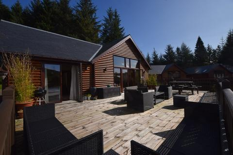 3 bedroom chalet for sale - Glengoulandie Lodge, Pitlochry