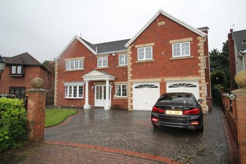 6 bedroom detached house for sale - St Pauls Drive, Mount Pleasant, Houghton Le Spring