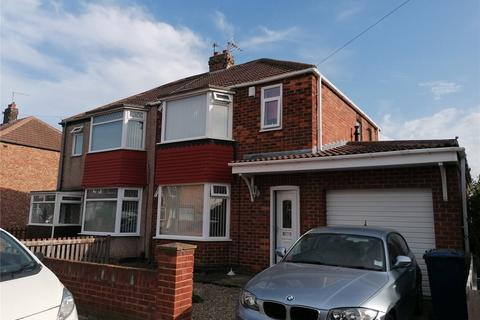 3 bedroom semi-detached house to rent - Kettleness Avenue, Redcar