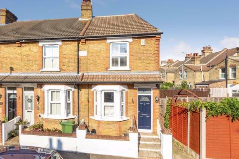 2 bedroom end of terrace house for sale - Warwick Road, Sidcup, DA14 6LJ