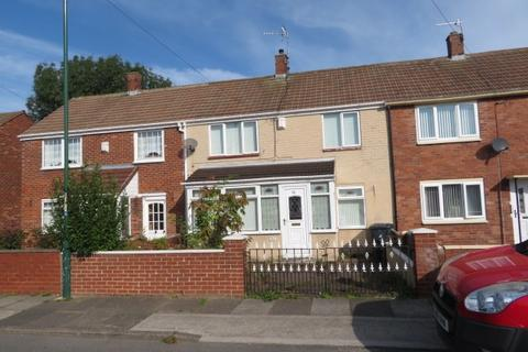 2 bedroom terraced house for sale - Hogarth Road, Whiteleas,  South Shields,  NE34 8HG