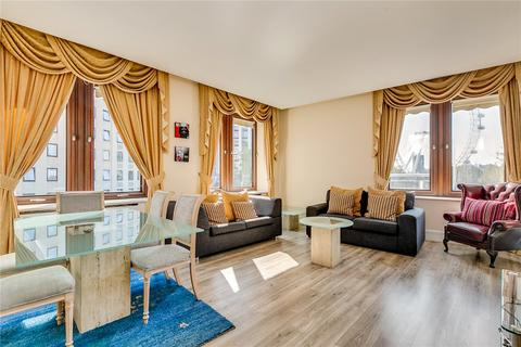 3 bedroom flat to rent - Whitehouse Apartments, 9 Belvedere Road, Waterloo, London, SE1