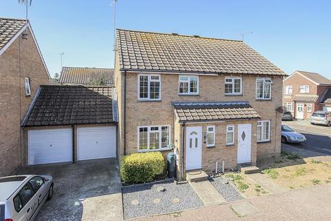 3 bedroom semi-detached house for sale - Carvel Way, Littlehampton, West Sussex, BN17