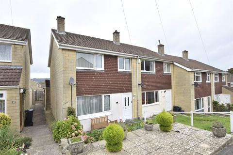 3 bedroom end of terrace house for sale - Hillcrest Drive, Bath, Somerset, BA2
