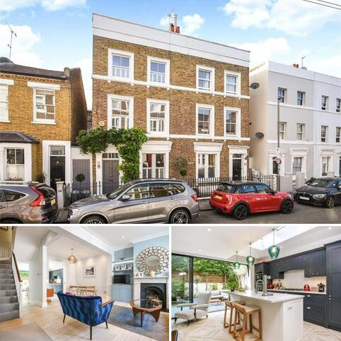 4 bedroom semi-detached house for sale - Wadham Road, Putney, London, SW15