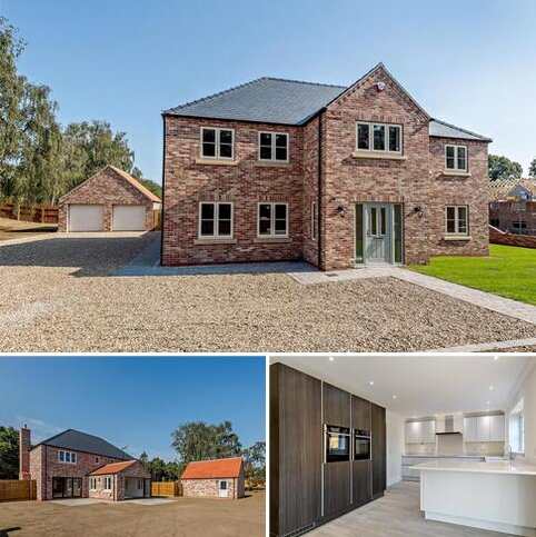 4 bedroom detached house for sale - Juniper Court, Woodhall Spa, LN10