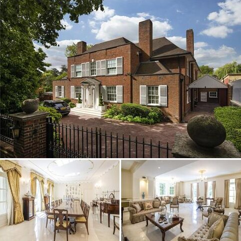 6 bedroom detached house for sale - Avenue Road, St. John's Wood, London, NW8
