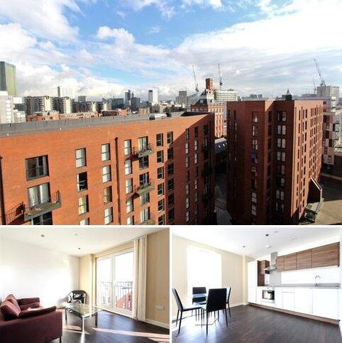 2 bedroom flat to rent - Sillavan Way, Salford, M3