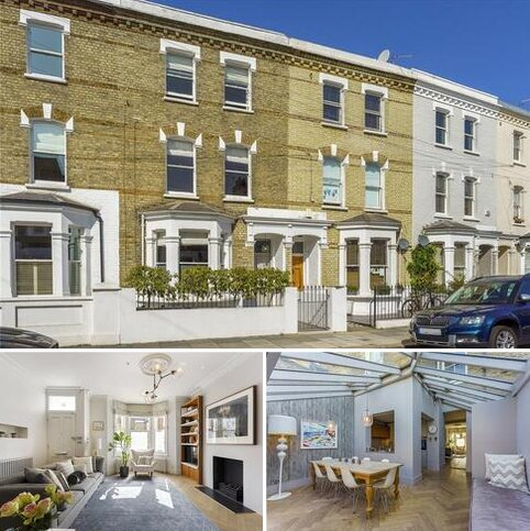 5 bedroom terraced house for sale - Bishops Road, London, SW6