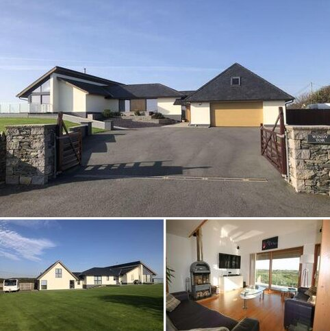5 bedroom detached bungalow for sale - Trearddur Bay, Anglesey