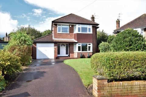 3 bedroom detached house for sale - Coombe Drive, Runcorn