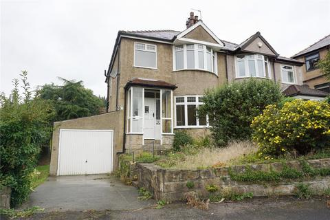 3 bedroom semi-detached house for sale - Hallfield Drive, Baildon, Shipley, West Yorkshire, BD17