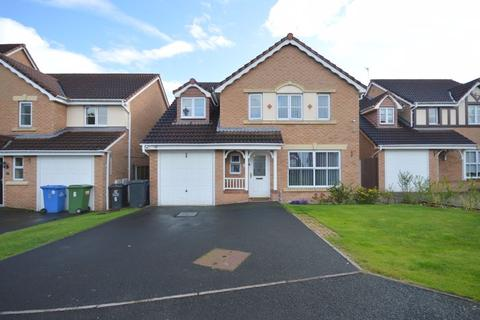 5 bedroom detached house for sale - Buchanan Close, Widnes