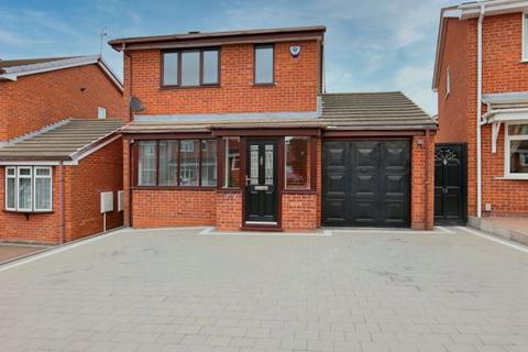 3 bedroom detached house for sale - Thames Way, Stafford
