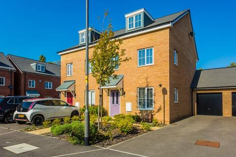 3 bedroom semi-detached house for sale - Foundry Drive, Buckingham