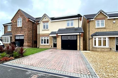4 bedroom detached house for sale - Rosewood Drive, Waverley, Rotherham, S60 8BA