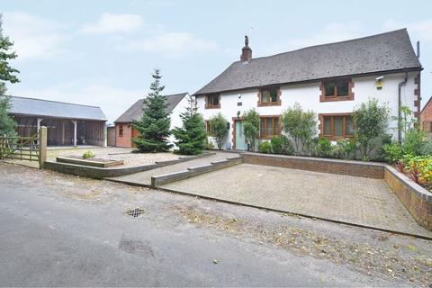 6 bedroom detached house for sale - Brockton House, Brockton, Eccleshall, Staffordshire. ST21 6LY